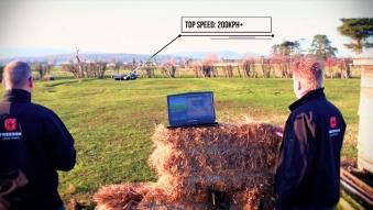 Embedded thumbnail for Freedom Drone Sports - Kickstarter Teaser