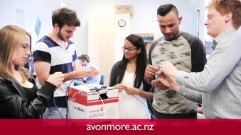 Embedded thumbnail for Avonmore IT YouTube x15 second pre-roll