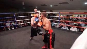 """Embedded thumbnail for Nort """"the Assassin from Siam"""" Beauchamp vs Ben Sisam - Knockdown!"""