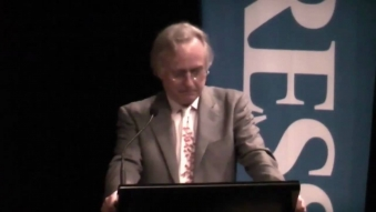 Embedded thumbnail for Richard Dawkins - The Greatest Show On Earth lecture - Part 1