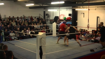 Embedded thumbnail for 1 More Round - Contenders Series 7 - Fight 8 - Hamish Muir vs Lance Morrison