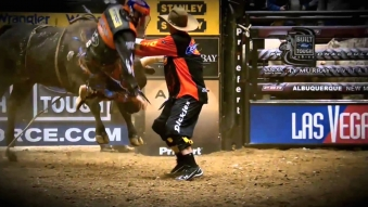 Embedded thumbnail for Profesional Bull Riders New Zealand (PBR) CBS Arena November 13, 2014