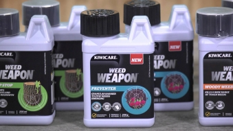 Embedded thumbnail for Kiwicare - Weapon Specialist Weed Killer